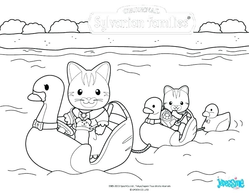 View Calico Critter Coloring Pages Png Tunnel To Viaduct Run