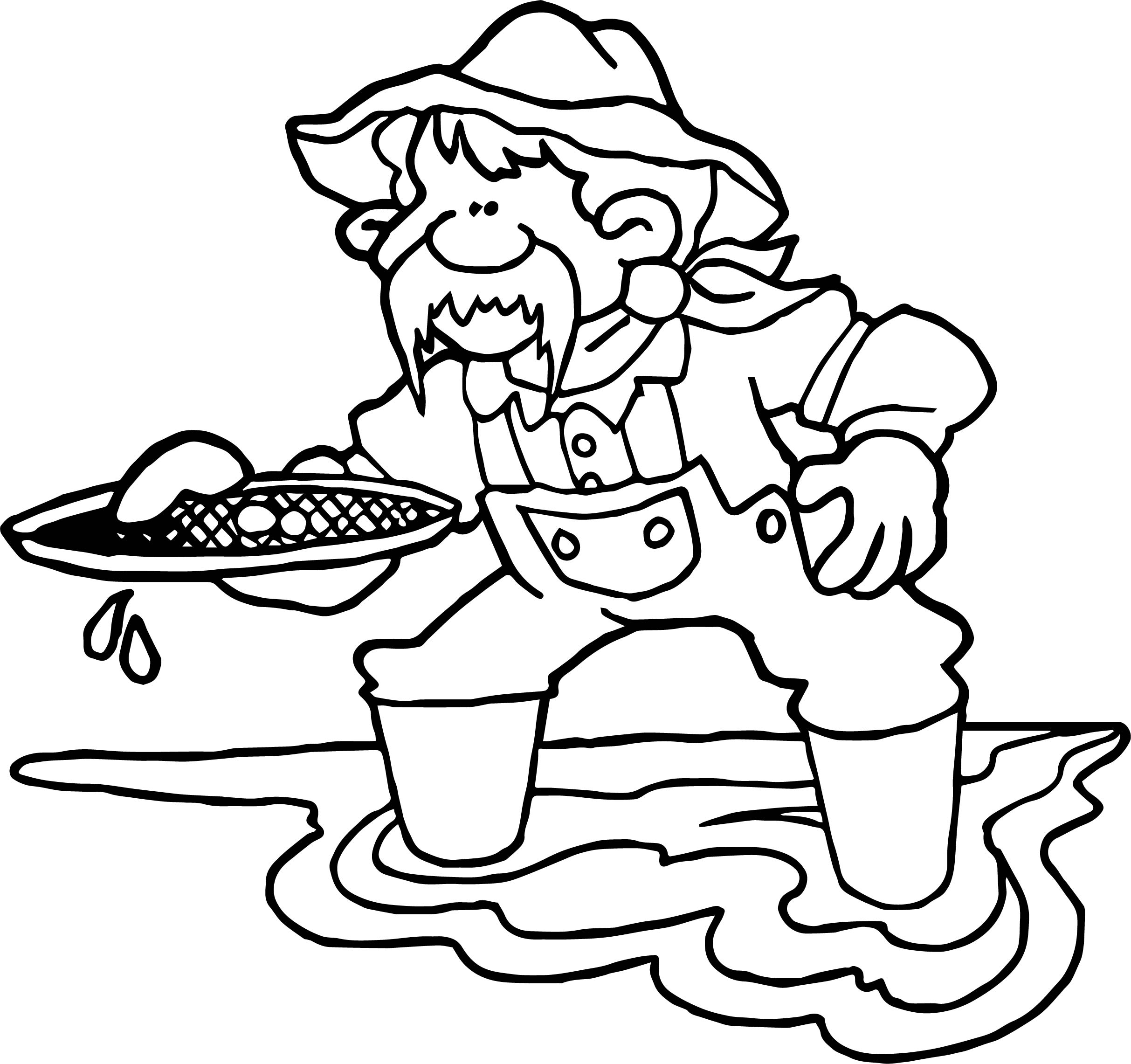 2426x2282 Levi Strauss Coloring Page