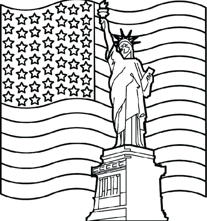 808x864 Us Symbols Coloring Pages Us Symbols Coloring Pages Symbols