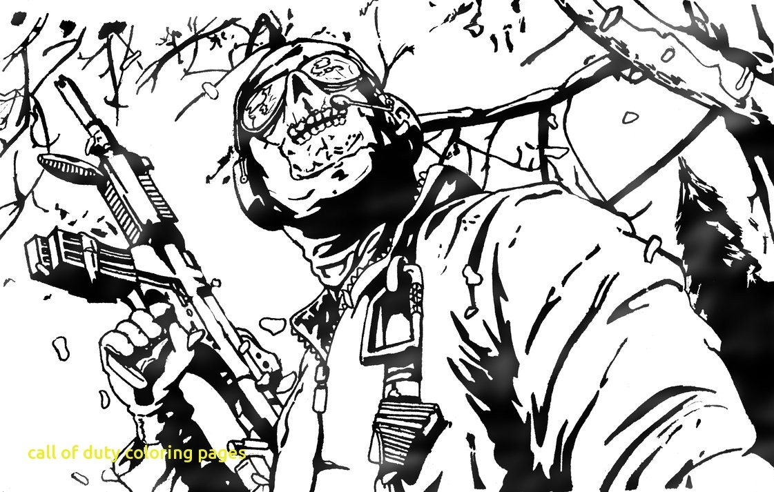1121x713 Call Of Duty Black Ops Coloring Pages Free Free Coloring Sheets