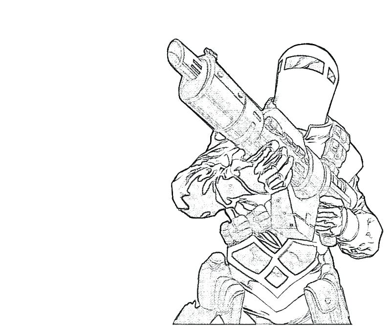 800x667 Call Of Duty Black Ops Colouring Pages Free Printable Coloring