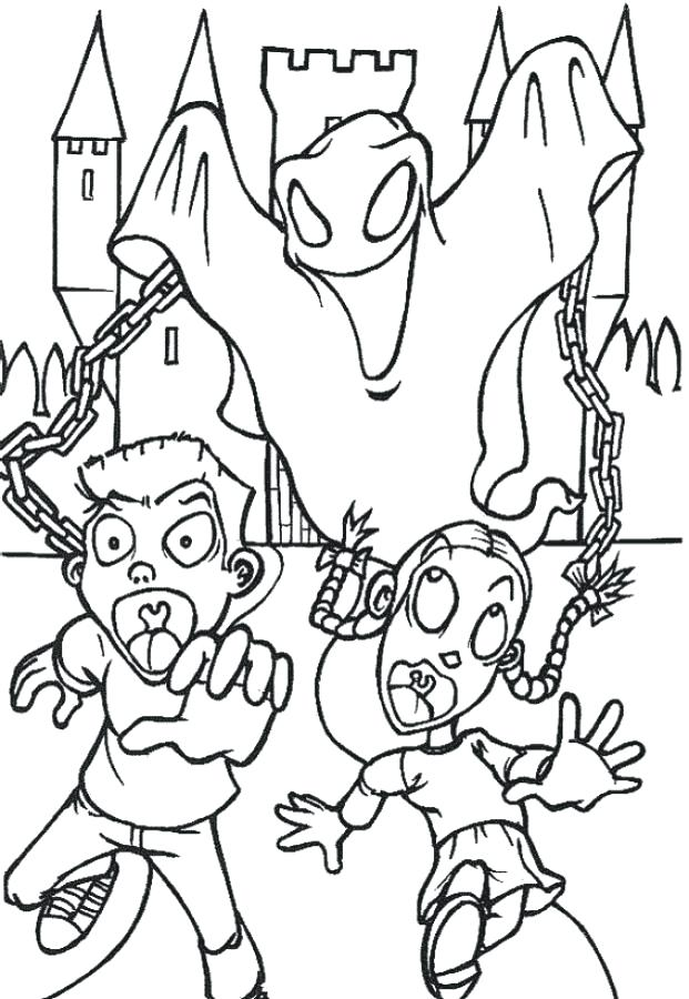 621x900 Halloween Ghost Colouring Pages Printable Coloring Ghost Colouring