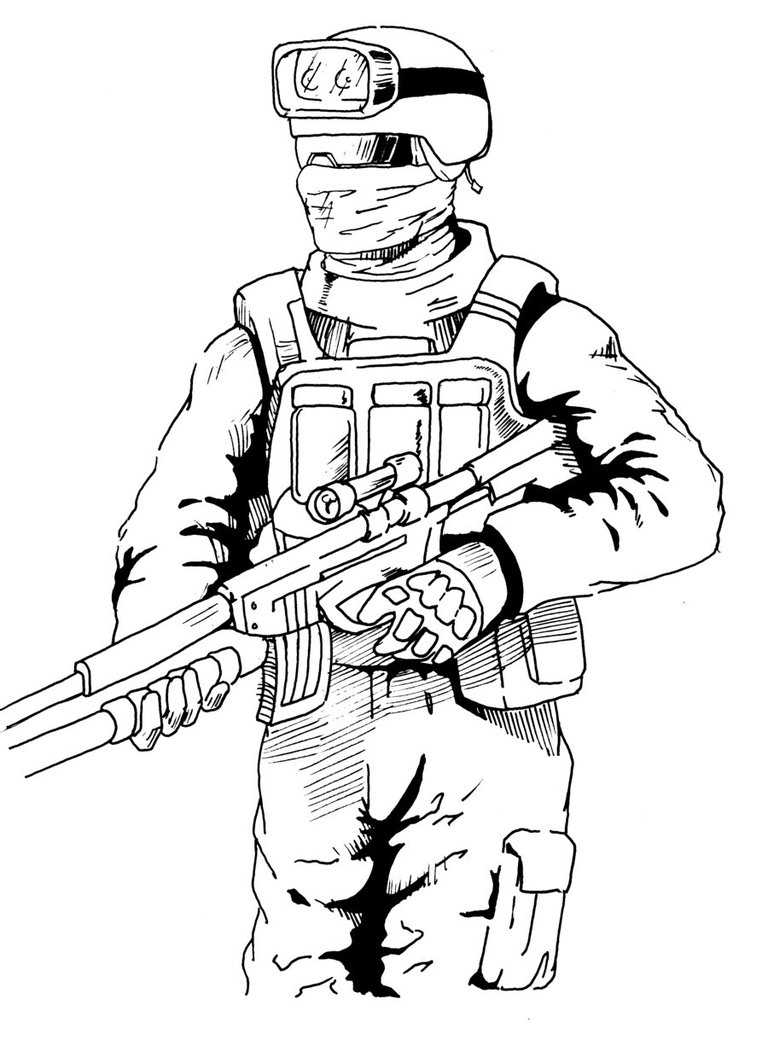 768x1040 Important Cod Coloring Pages Call Of Duty Shee