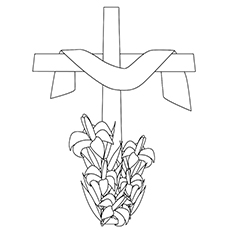 Calla Lily Coloring Pages