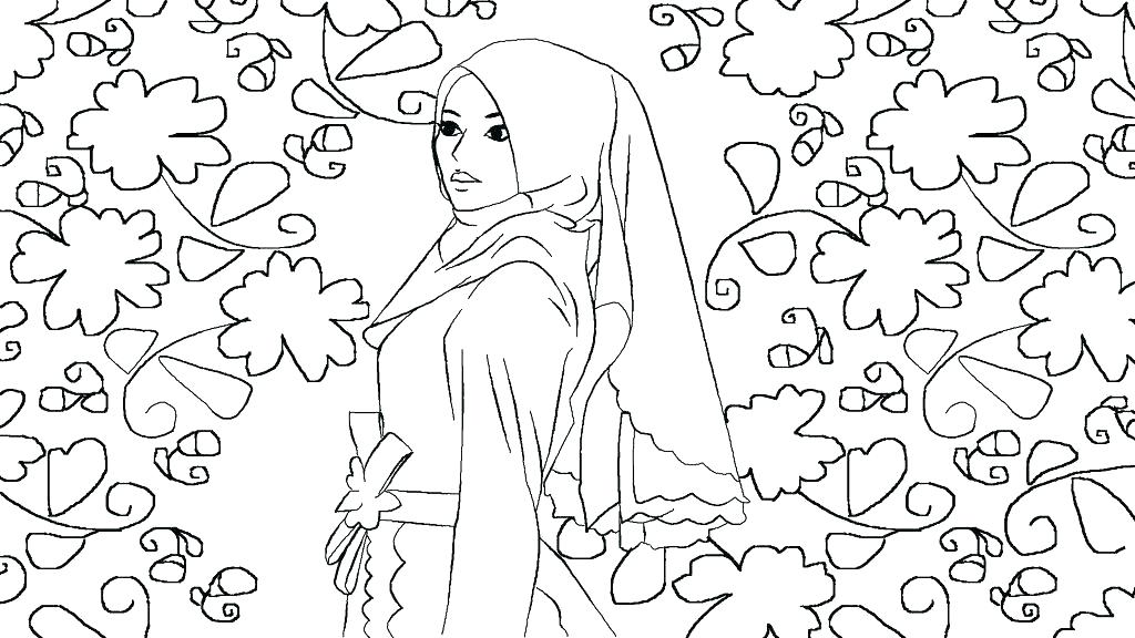1024x576 Islamic Coloring Pages Free Printable Coloring Pages Word
