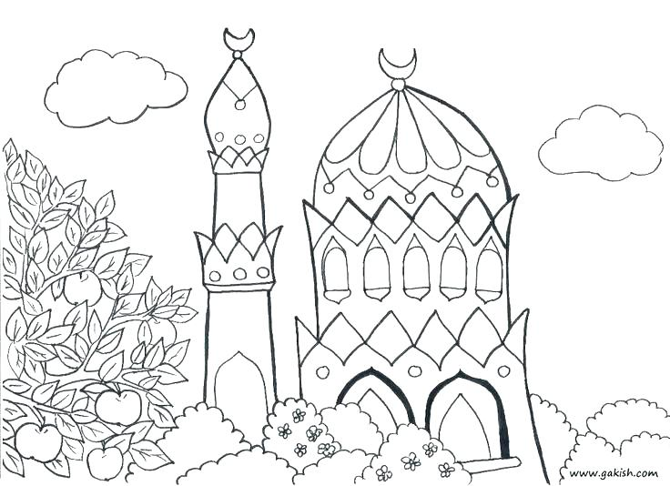 736x534 Islamic Coloring Sheets Coloring Pages Download Coloring Pages