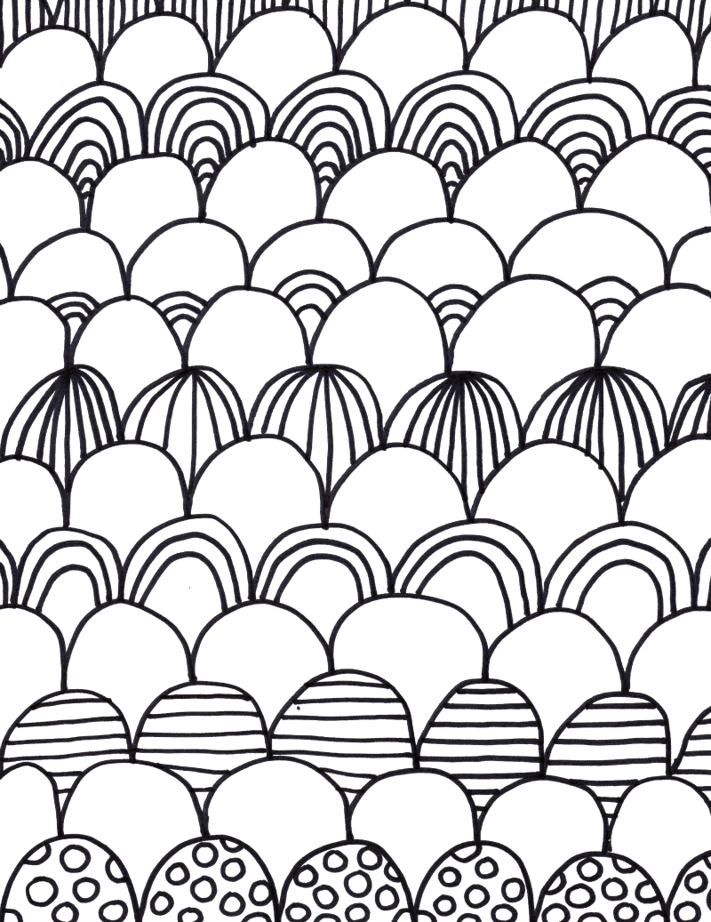 800x1037 Tons Of Coloring Pages For Adults Craftwhack