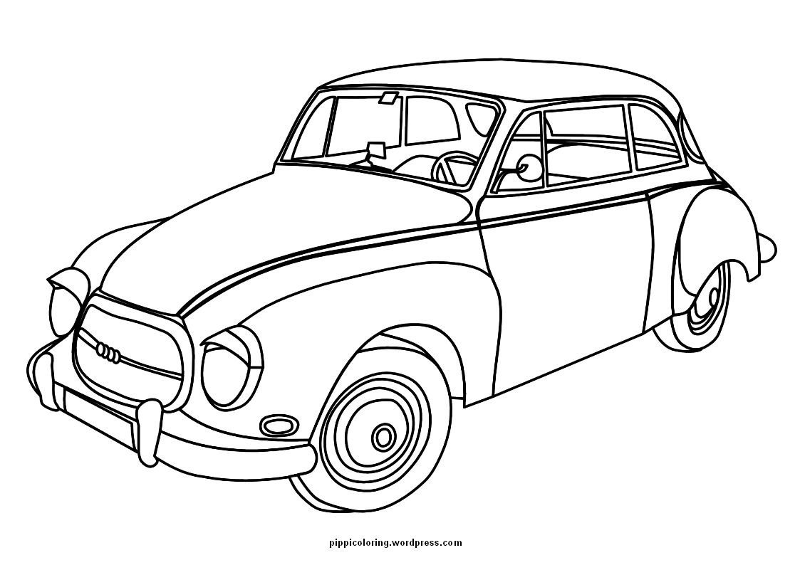 1123x794 The Best Amc Matador Car Coloring Page Wecoloringpage Of Classic