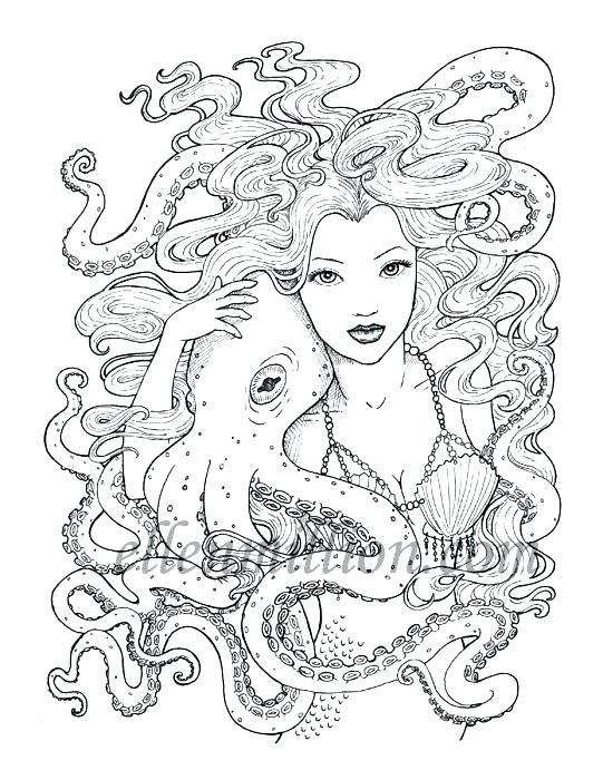 541x700 Camera Coloring Page Digi Coloring Pages Items Similar To Tentacle