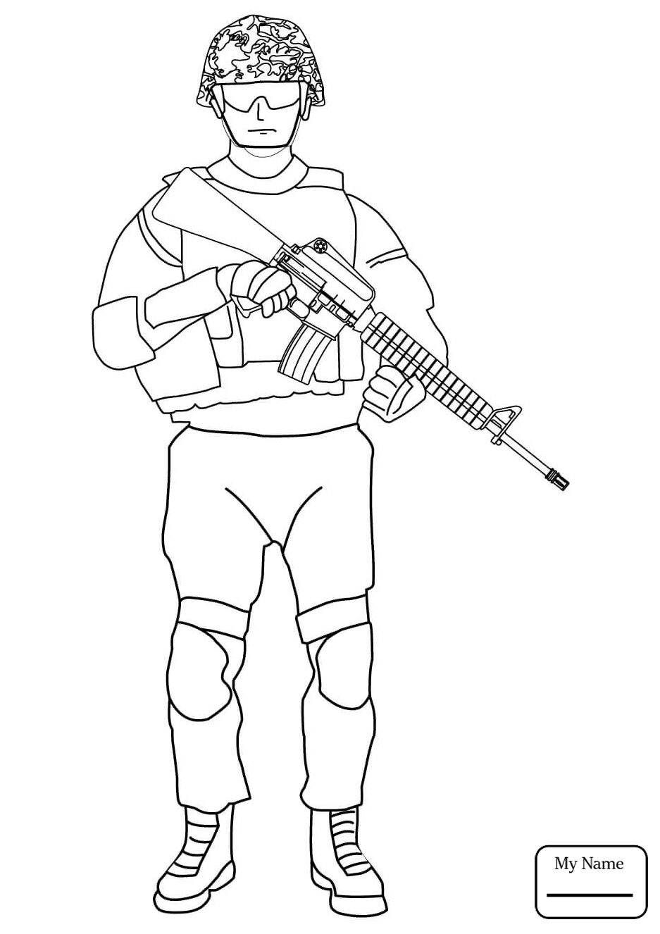 937x1326 Military Soldiers Soldier In Camouflage Coloring Pages Within