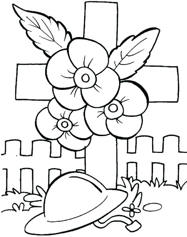 600x758 Soldier Coloring Page Click To See Printable Version Of Soldier