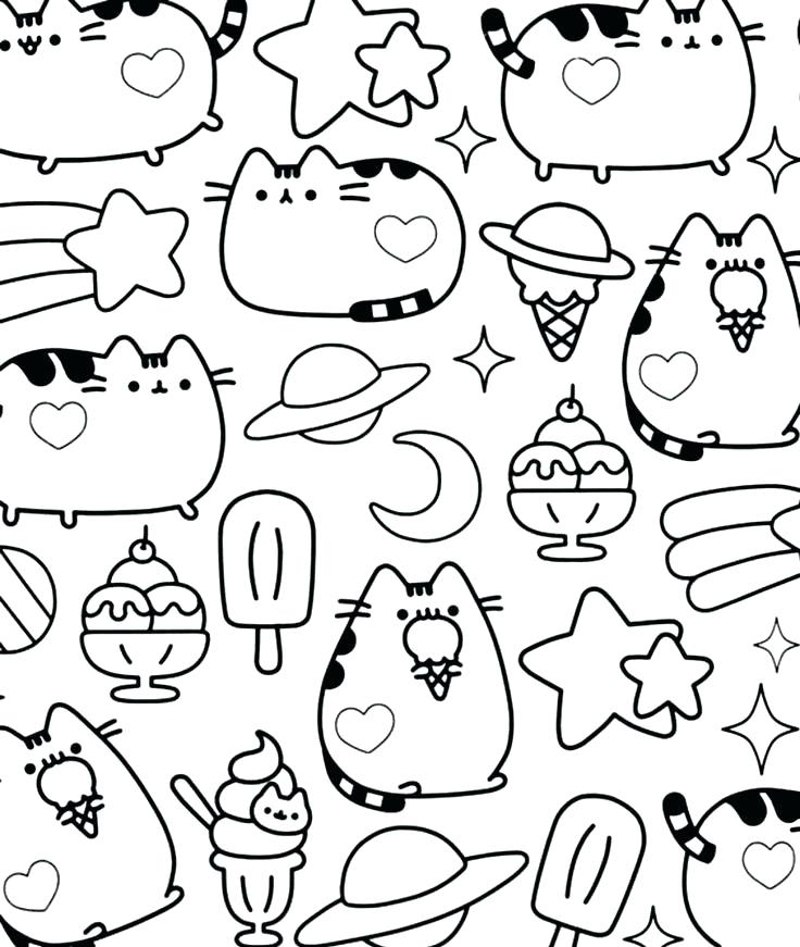 736x871 Stunning Camouflage Coloring Pages
