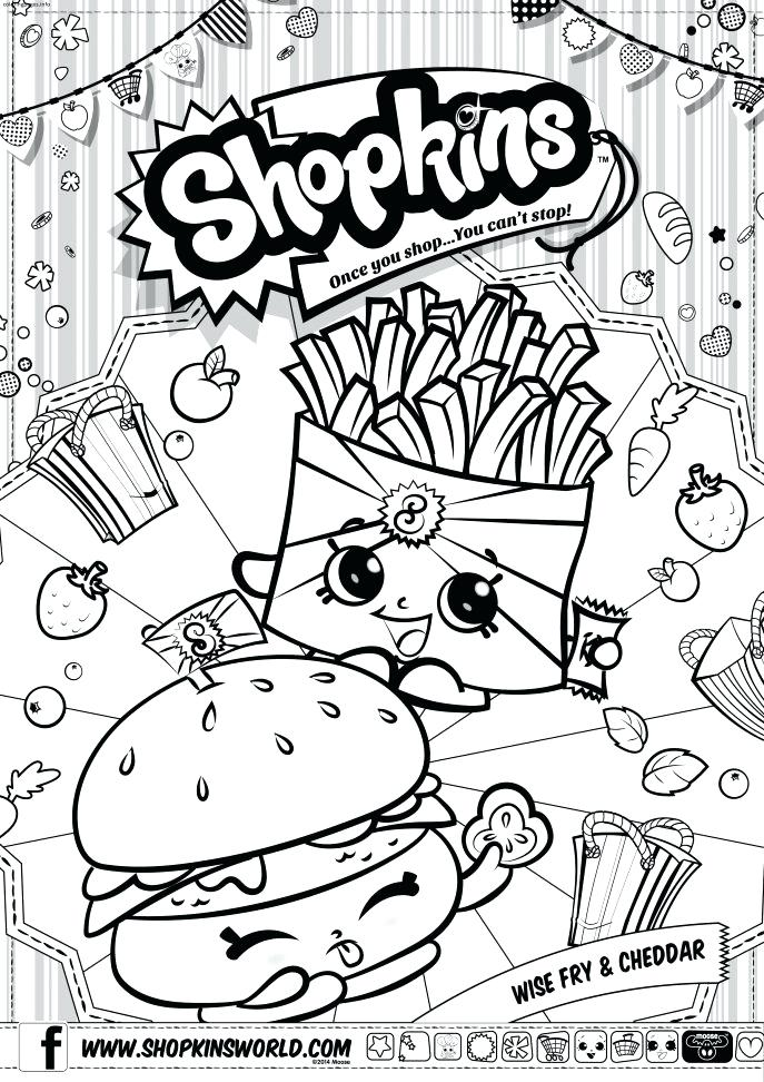 687x972 Fresh Shopkins Coloring Pages Pdf And Medium Size Of Me A Happy