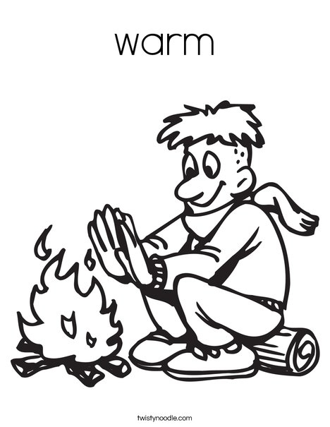 468x605 Campfire Coloring Page Pictures Free Coloring Pages