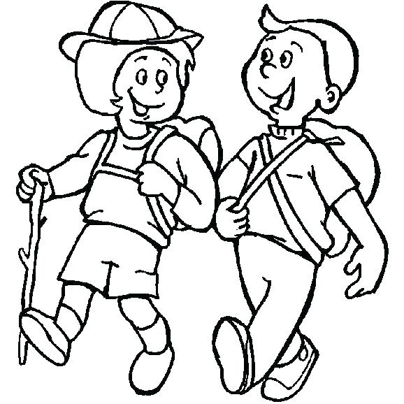 578x578 Campfire Coloring Pages Campfire Coloring Pages Camping Coloring