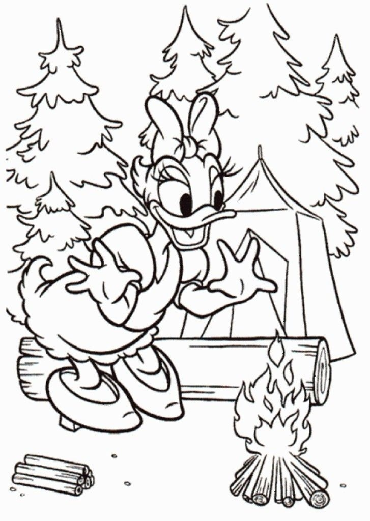 727x1024 Camping Coloring Pages Unique Camping Coloring Pages
