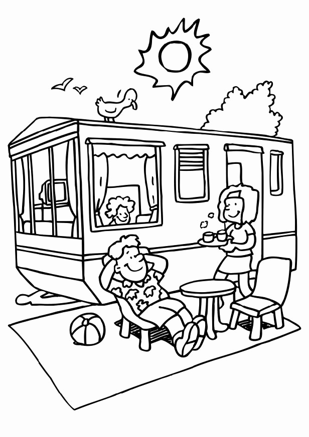 616x872 Camping Coloring Pages For Preschoolers Awesome Dinosaur Coloring