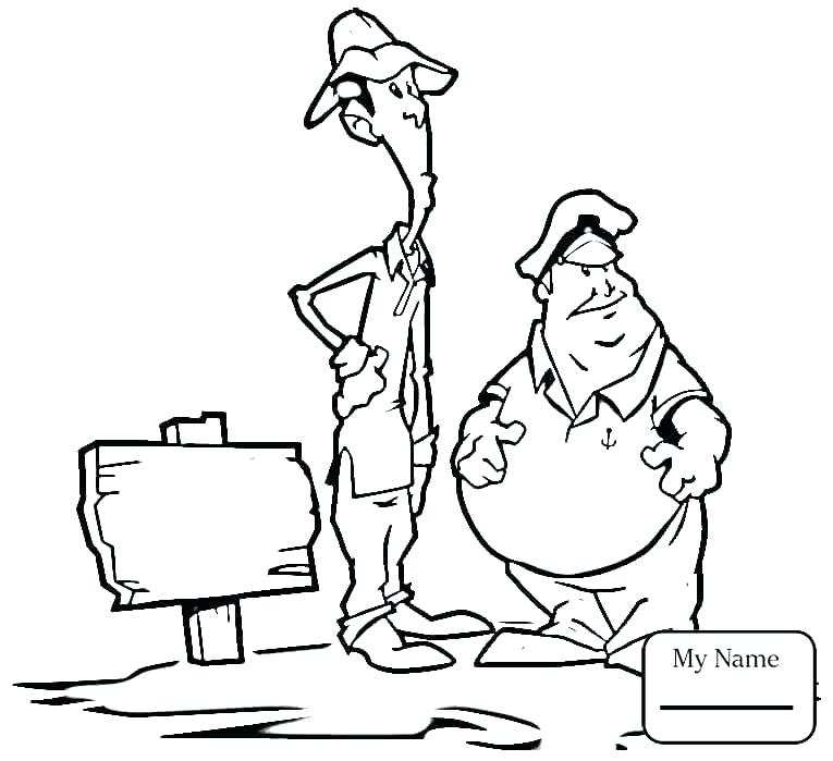 765x699 Camping Coloring Page