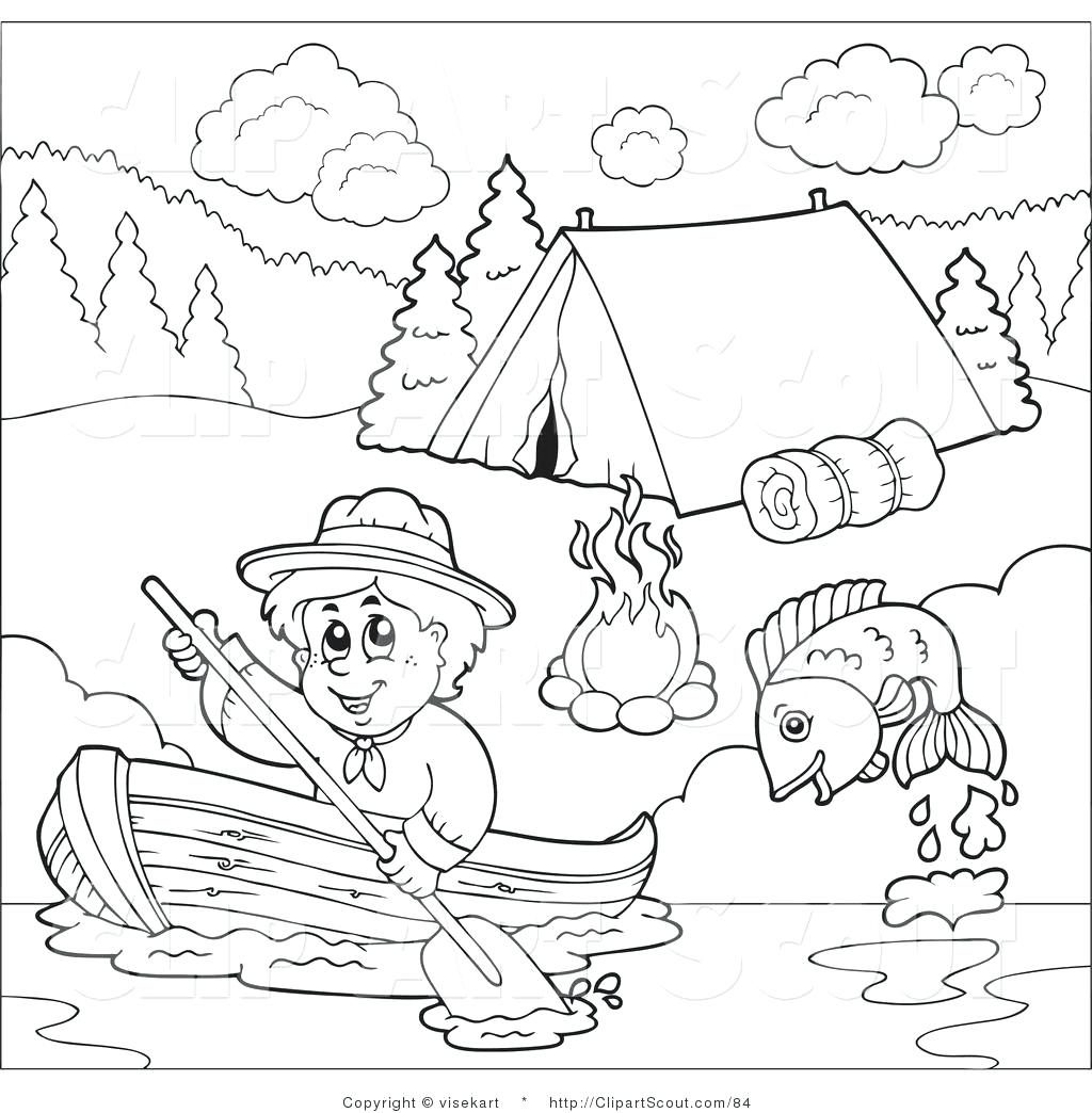 1024x1044 Coloring Page Camping Coloring Page Best Pages Wallpaper