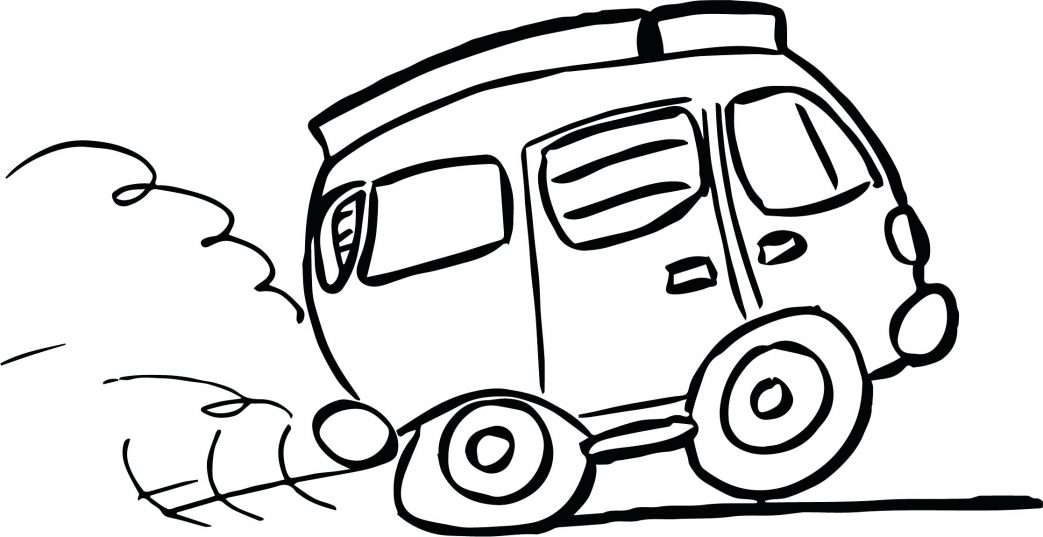 1043x537 Coloring Pages For Adultsly Van Camping Page Summer Tent