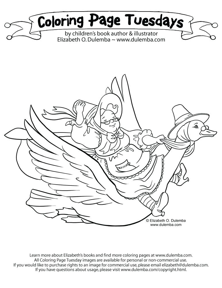 773x1000 Goose Coloring Page Mother Goose Coloring Pages Coloring Page Is