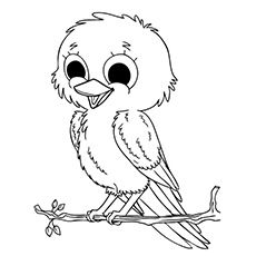 230x230 Top Free Printable Bird Coloring Pages Online Free Printable