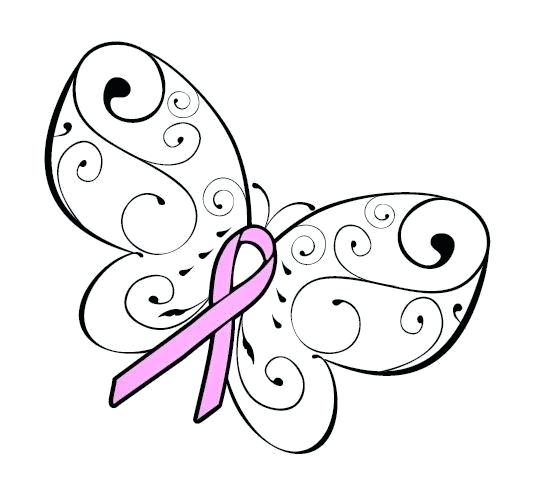 533x496 Breast Cancer Ribbon Coloring Page Breast Cancer Coloring Book