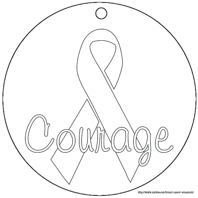 672x672 Breast Cancer Ribbon Coloring Page Breast Cancer Ribbon Coloring