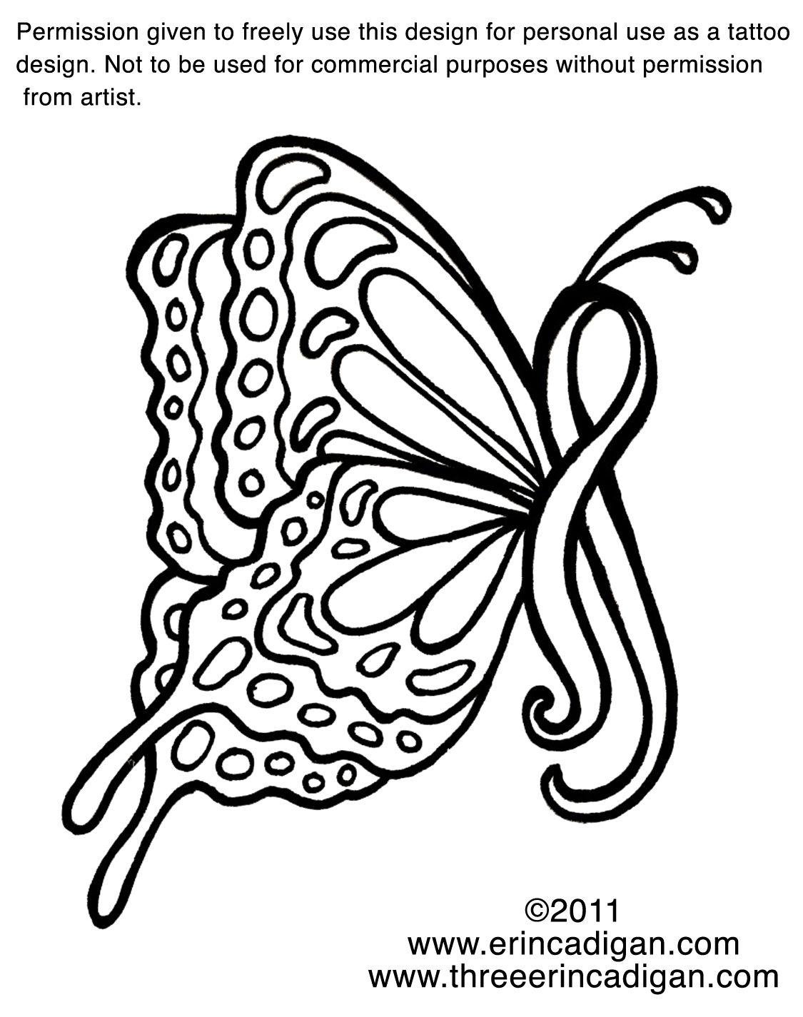 1125x1425 Breast Cancer Awareness Month Free Tattoo Designs Free Tattoo