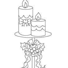 220x220 Candle Coloring Pages, Drawing For Kids, Videos For Kids