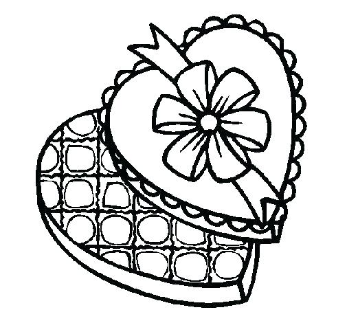 505x470 Chocolate Bar Coloring Page Chocolate Bar Coloring Page