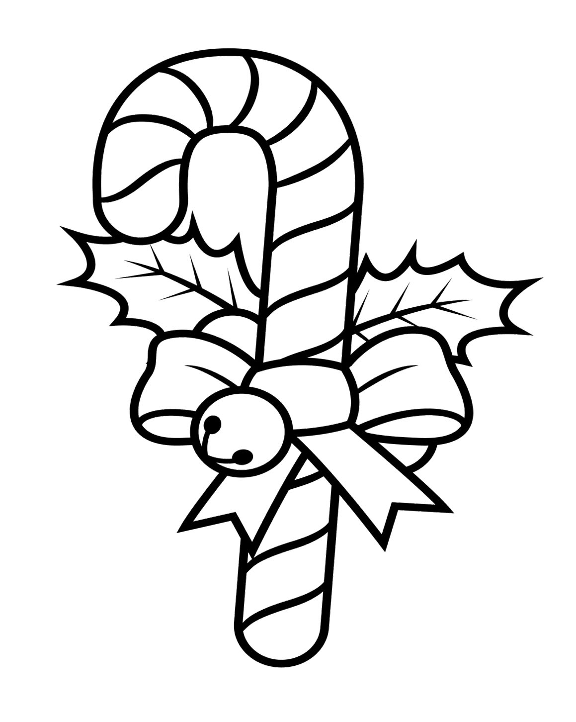 1159x1452 Candy Cane Coloring Pages Awesome Free Printable Candy Cane