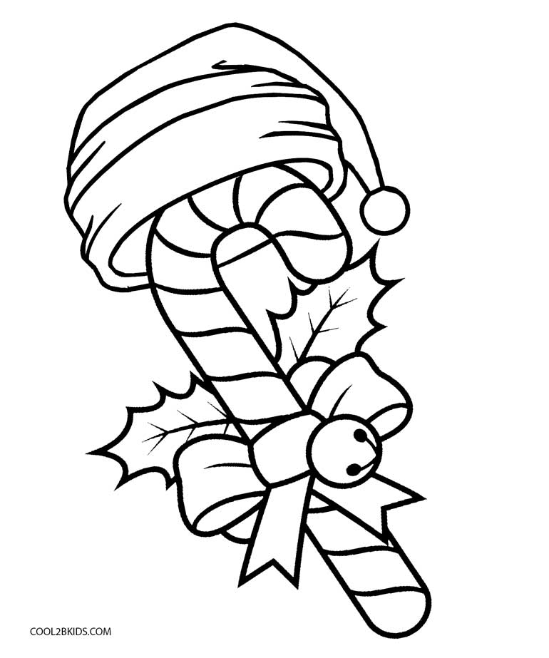 770x923 Candy Cane Coloring Pages Free Printable Candy Cane Coloring Pages