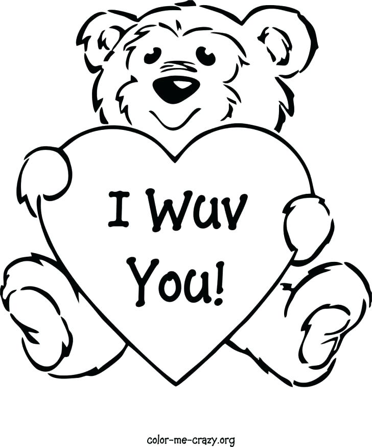 728x874 Valentine Heart Coloring Pages Packed With Valentines Day Hearts