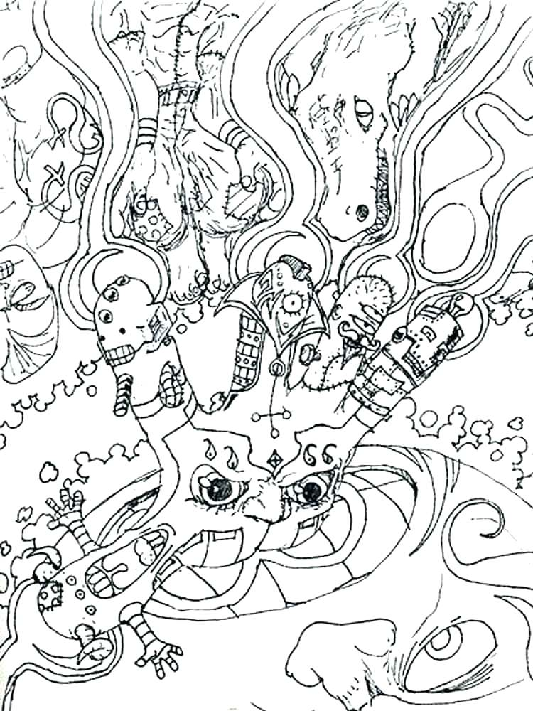 The Best Free Marijuana Coloring Page Images Download