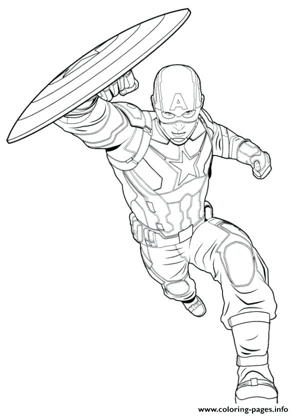 593x832 Civil War Coloring Page Captain Civil War Coloring Pages Civil War