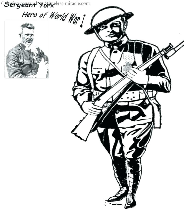 714x810 World War Coloring Pages World War Coloring Pages World War