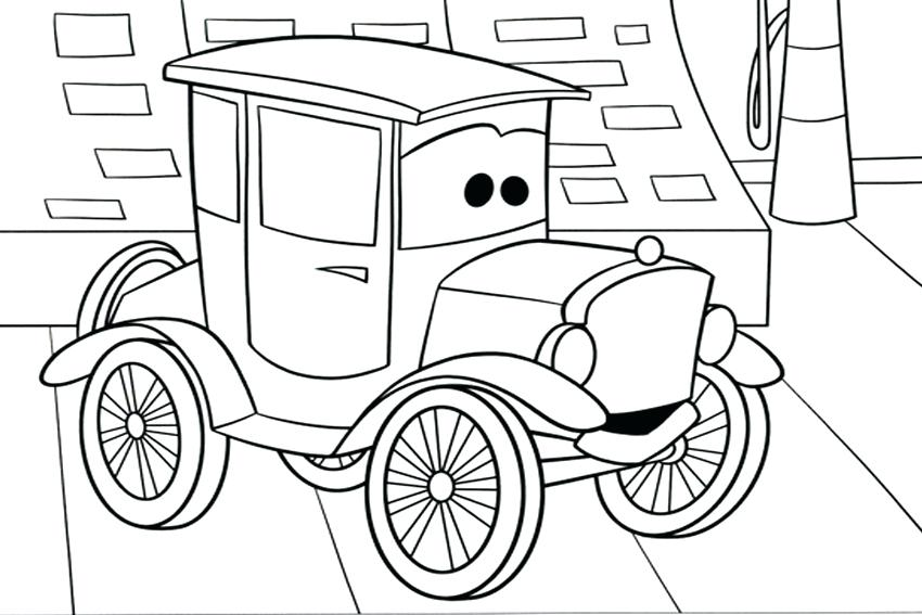 850x567 Gta Coloring Pages Printable Coloring Pages Cars Radiator