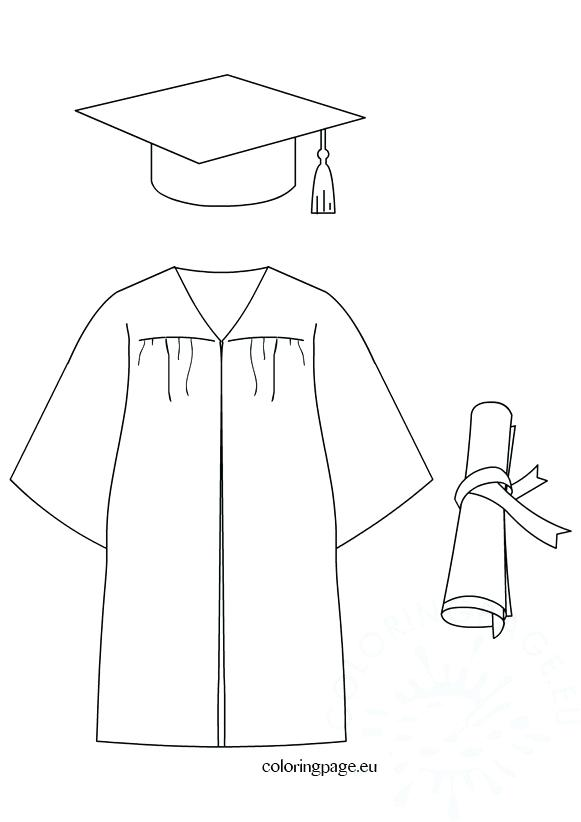 Cap Coloring Page At Getdrawings Com Free For Personal Use