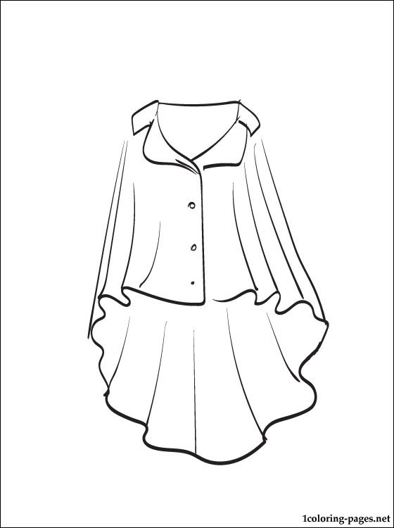 560x750 Cape Mac Coloring Page To Print Out Coloring Pages
