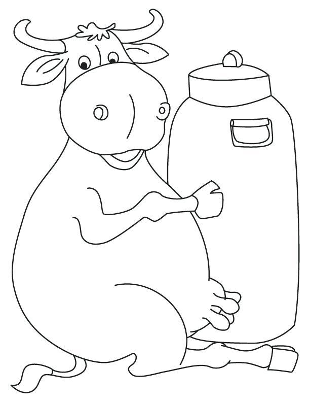 612x792 Buffalo Coloring Page Milkman Buffalo Coloring Page Cape Buffalo