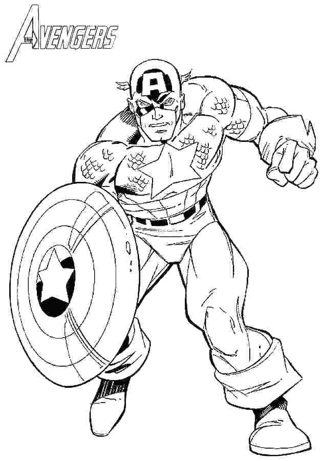 Coloriage Captain America Lego.Captain America Lego Coloring Pages At Getdrawings Com Free For