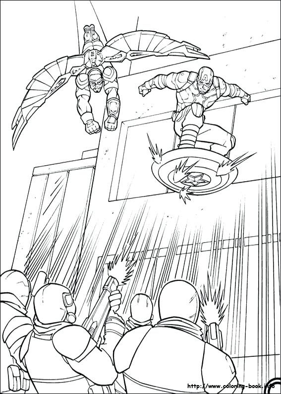 567x794 Coloring Pages Captain America Coloring Pages Captain Graphic