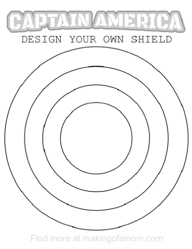 382x495 Captain America Coloring Pages