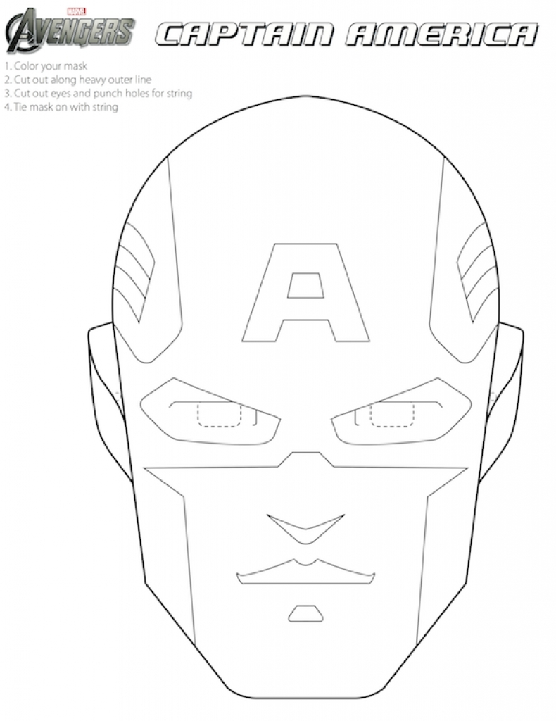 790x1024 Captain America Shield Coloring Page Intended To Inspire