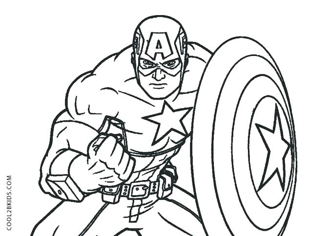 670x485 Lego Captain America Coloring Pages Superheroes Coloring Sheets