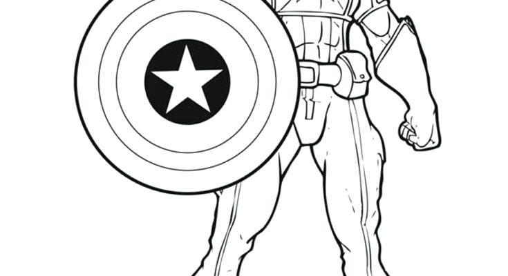 735x400 Captain Marvel Colouring Pages Coloring Page Superhero X Pixels