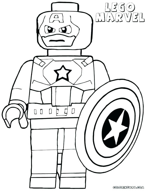 The Best Free Marvel Coloring Page Images Download From 1206 Free