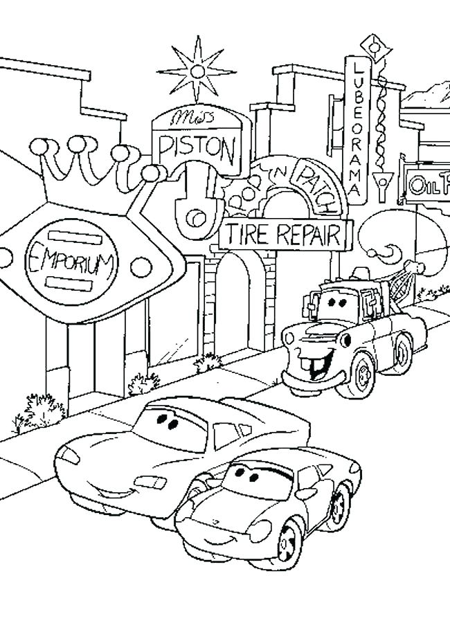 650x900 Cars Coloring Book Cars Coloring Pages Coloring Book Cars Plus