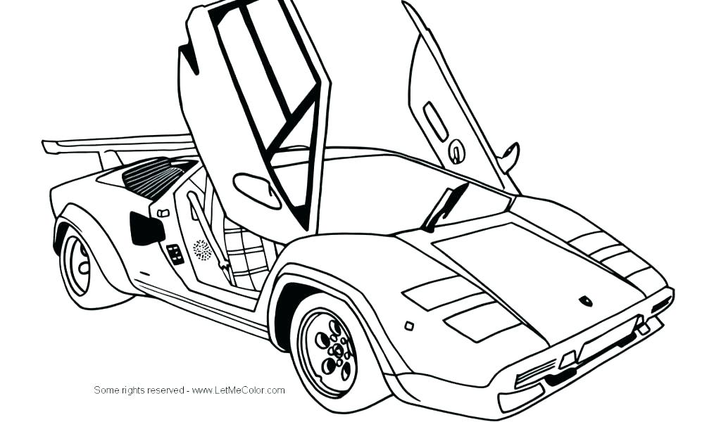 1024x600 Sports Car Coloring Pages Sports Car Coloring Pages For Adults